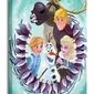 Olafs Frozen Adventure Group - obraz na płótnie