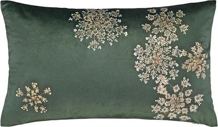 Poduszka lauren zielona