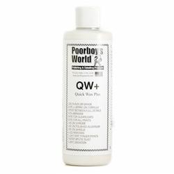 Poorboys world qw+ szybki quick detailer 473ml