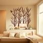 Bambus 1046 naklejka welurowa
