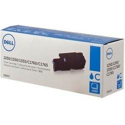Toner Oryginalny Dell PDVTW 593-11141 Błękitny - DARMOWA DOSTAWA w 24h