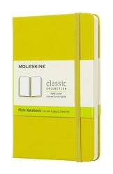 Notes Moleskine kieszonkowy gładki dandelion yellow