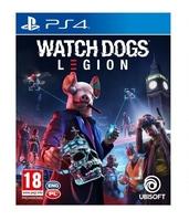 Ubisoft gra ps4 watch dogs legion