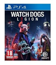 Ubisoft gra ps4 watch dogs legion