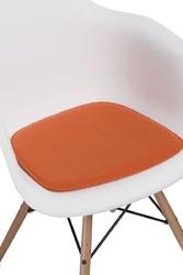 Poduszka na krzesło arm chair - pomarańczowy