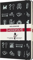 Notes moleskine monopoly l edycja limitowana ikony