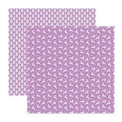 Papier 30x30cm Elegantly Festive-Reindeer Lustrous - 08