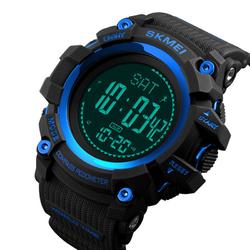 Zegarek SKMEI 1356 KOMPAS KROKOMIERZ blue - BLUE