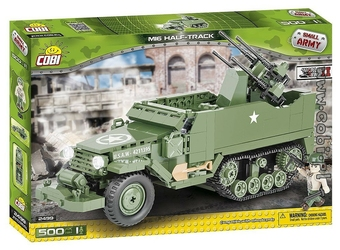 Small Army M16 Half-Truck 500 klocków