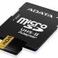 Adata microSD Premier ONE 256 UHS2U3CL10 + adapter