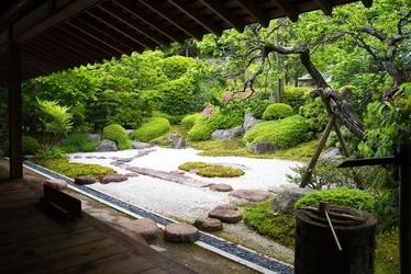 Fototapeta zen ogród 737a