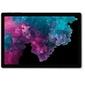 Microsoft Surface Pro 6 Black 256GBi5-8350U8GB12.3 Commercial LQ6-00019