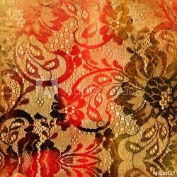 Obraz na płótnie canvas tło dekoracyjne koronkowy rocznika