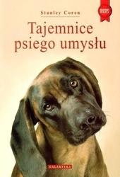 Tajemnice psiego umysłu - stanley coren