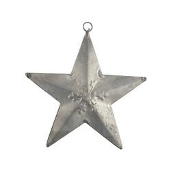 Gwiazda metalowa śnieżka ib laursen