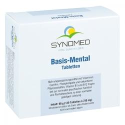 Basis mental tabletki poprawiające koncentrację