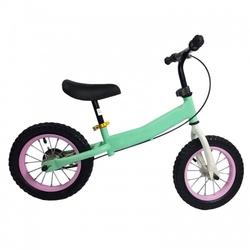 Rowerek biegowy dzieci rower 12 air miętowy