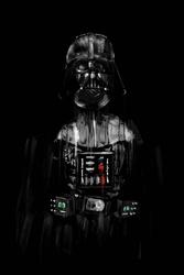 Gwiezdne Wojny Darth Vader - plakat premium Wymiar do wyboru: 70x100 cm