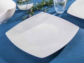 Półmisek kwadratowy porcelana karolina hiruni 29 cm