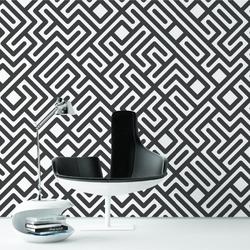 Tapeta na ścianę - neoteric maze , rodzaj - tapeta flizelinowa