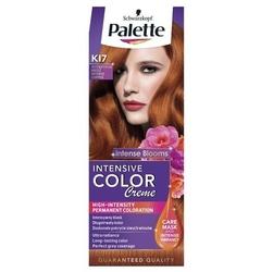 Palette, intensive color creme, farba do włosów, ki-7 intensywna miedź