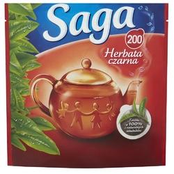 Saga herbata czarna 200 torebek 280g