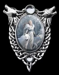 Zimowi strażnicy - seria: enchanted cameos anne stokes