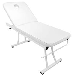 Leżanka do masażu azzurro 328 biała