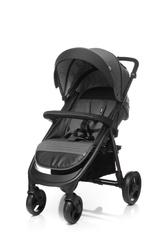 4baby quick graphite wózek spacerowy + ocieplacz + uchwyt + folia