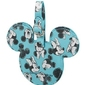 Zawieszka na walizkę z animacją myszki mini i miki - mickeyminnie blue