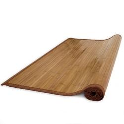 Mata bambusowa brązowa, dywanik bambusowy 60x200 cm