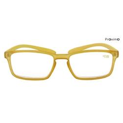 Żółte okulary korekcyjne Proximo + 2,5