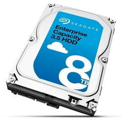 Seagate Twardy dysk Exos 7E8 8TB 512e SAS 12Gbs 3.5CAL