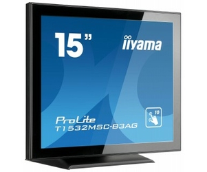 Monitor LED IIYAMA T1532MSC-B3AG 15 dotykowy - Szybka dostawa lub możliwość odbioru w 39 miastach