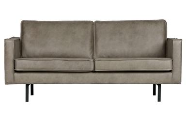 Be pure sofa rodeo 2,5 osobowa w kolorze skóry słonia 800542-105