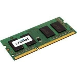 Crucial ddr3 8gb1600 cl11 sodimm low voltage