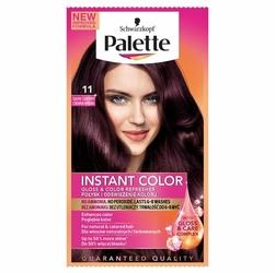 Palette Instant Color, szampon koloryzujący w saszetce, 11 ciemna wiśnia