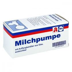 Milchpumpe genopharm glas