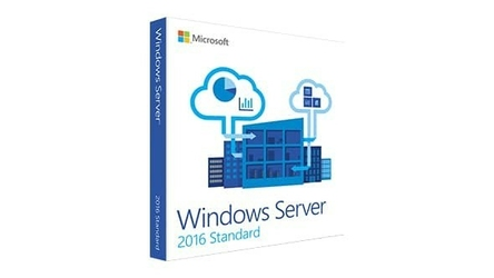 Microsoft Windows Svr Standard 2016 PL 64bit 5CAL Box P73-07055