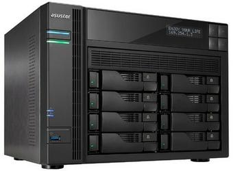Sieciowy serwer plików nas asustor as6208t - szybka dostawa lub możliwość odbioru w 39 miastach
