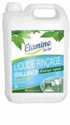 Etamine du Lys, Nabłyszczacz do Zmywarki Organiczna Mięta i Eukaliptus Kanister, 5000 ml