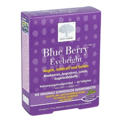 Blue berry tabletki