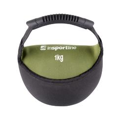 Hantla neoprenowa bell-bag 1 kg - insportline - 1 kg