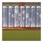 Firanka białe dmuchawce wysokość 50 cm