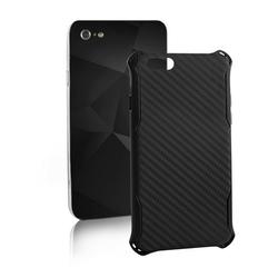 Qoltec Etui na iPhone 6 | wzorek | czarny