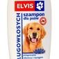 Elvis, szampon dla psów długowłosych, 300ml