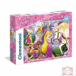 Clementoni puzzle 24 maxi princess tangled 7029 nn