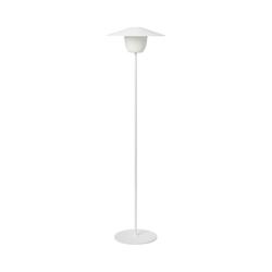 Lampa podłogowa led biała ani lamp blomus