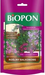Biopon, koncentrat rozpuszczalny do roślin balkonowych, 250g