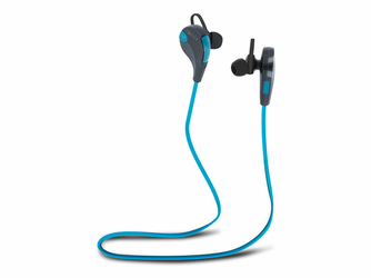 Słuchawki Bluetooth Forever BSH-100 Niebieskie - Niebieski
